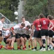 7 Up! Jesuit's rugby club battles to claim a 7th national title