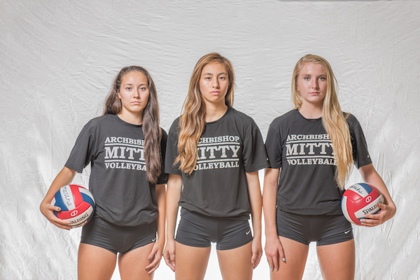 Six Shooters Archbishop Mitty Volleyball Keeps On Rollin