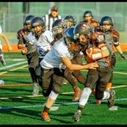 Youth Football Players Ready to Rumble in Roseville Thanksgiving Weekend