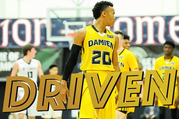 Cameron Shelton: Driven