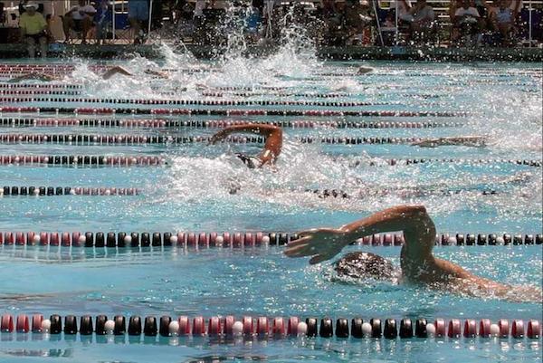 Woodcreek High School Swim Invitational Splashes into Roseville
