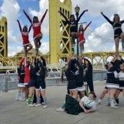House of Cheer: Sacramento Sirens Cheer Elite team