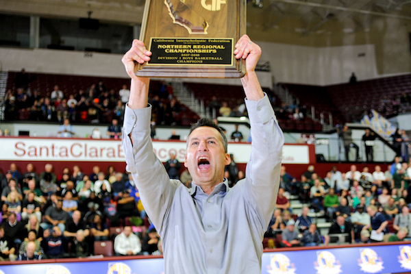 Brian Dietschy Coached The Knights Team Into The State Finals