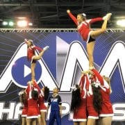 Cheer Gets Competitive Nod from CIF