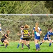 Placer United Soccer Girls Cup Packs the House