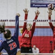 St. Francis Volleyball: Troubie Tough