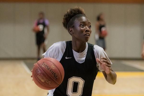 Bishop O'Dowd Girls Basketball, Lexi Love