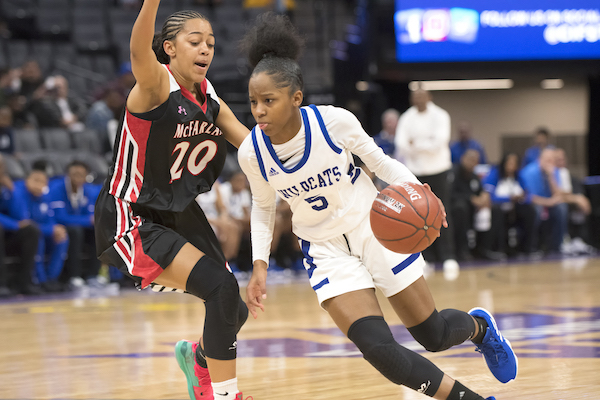 Oakland Basketball, Morgan Dunbar