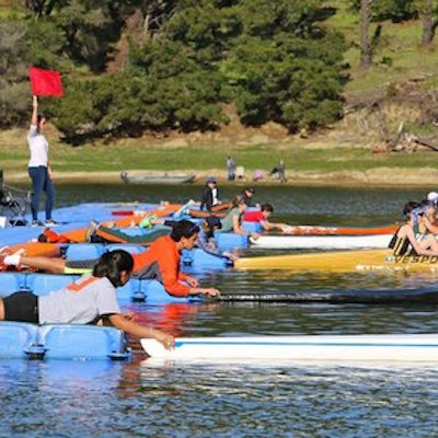 The Oakland Strokes Faultline Faceoff Regatta returned for 2019 proving once again to be the best place to get early season racing