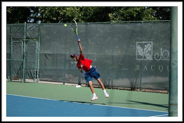 CIF Sac-Joaquin Section Boys Tennis Sectionals