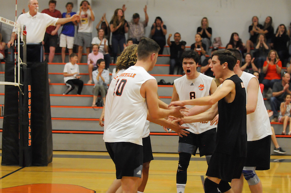 Sac-Joaquin Section Boys Volleyball