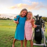 Ka'anapali Tees Up Next Gen Golfers