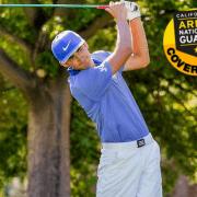 Luke Dugger: Davis Golfer Reaches National Stage