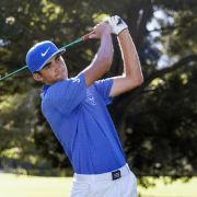 Luke Dugger, Davis Golf SportStar of the Week