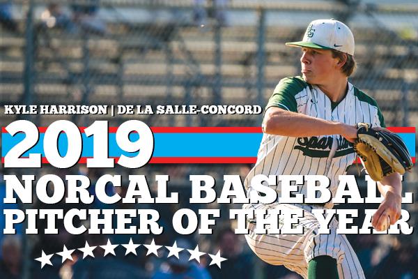 Harrison, Kyle, De La Salle, Baseball