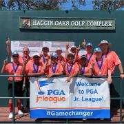 San Ramon All-Stars Win PGA Jr. League Section, Advance to Regionals