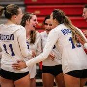 Rocklin Volleyball: Erlandsen, Crane Fuel High-Flying SJS Favorite