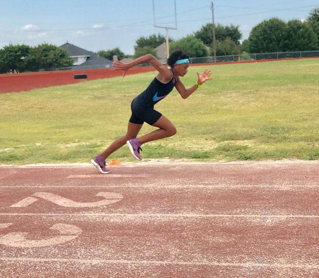 Jordynn's Last Week before AAU Junior Olympic Games