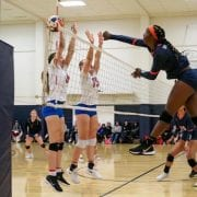 Cosumnes Oaks Volleyball Star Ramonni Cook