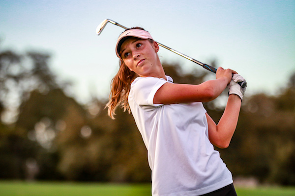 Granite Bay Golf, Ellie Bushnell
