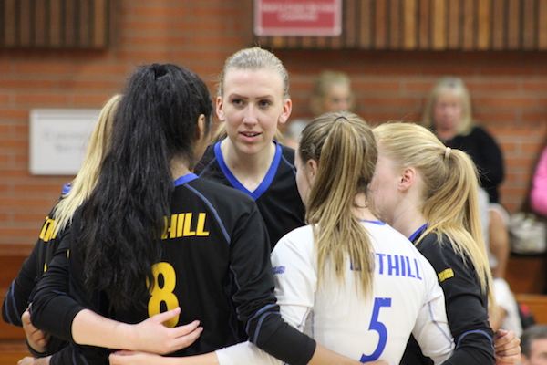 Foothill Volleyball, Falcons
