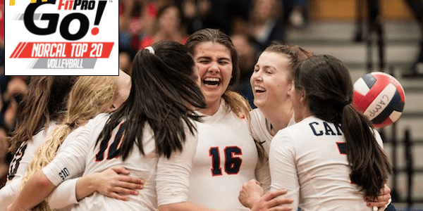 SportStars NorCal Volleyball Rankings: 2019 FINAL