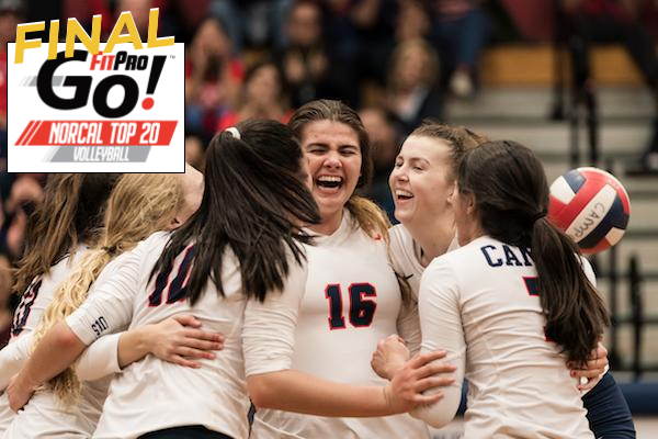 Sportstars Norcal Volleyball Rankings Top 20 2019 Final