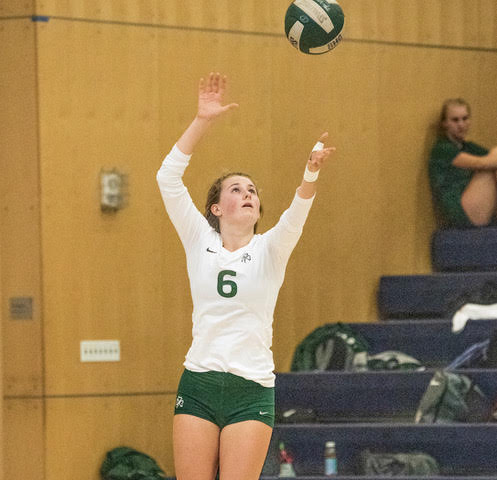 ALDEN STANDLEY Sacred Heart Cathedral Volleyball