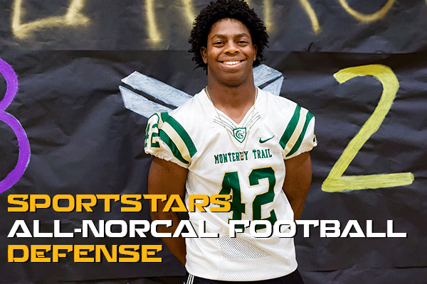 All-NorCal Football Defense 2019, Marcus Jones