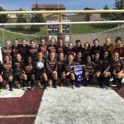 St. Francis Soccer Wins Section D2 Title