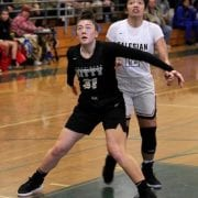 SportStar Ashley Hiraki Mitty Girls Basketball