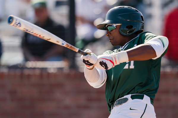 Charles McAdoo, De La Salle Baseball