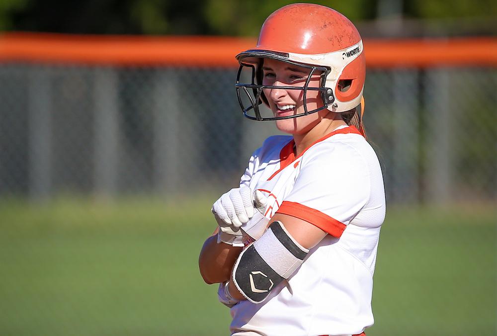 Lauren Mirtoni, Roseville Softbal