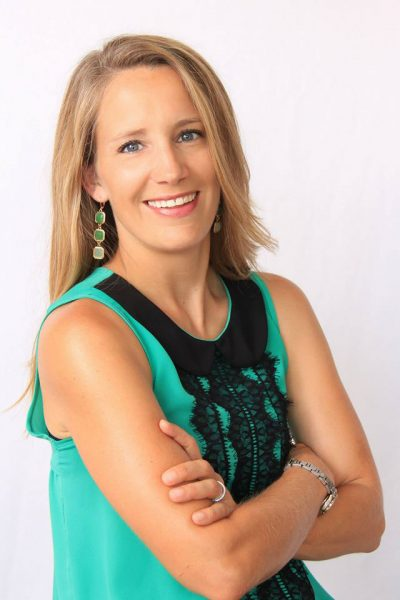 Becca McConville, Sports Dietitian and author of Finding Your Sweet Spot: How to Avoid RED-S by Optimizing Your Energy Balance