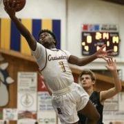 Bryce Monroe Riordan Basketball SportStar of the Week
