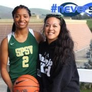 Thanks, Coach Walker | St. Pat's Tameiya Sadler's #NeverStop Letter
