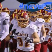 Brock Hammer (Liberty '19): #Scrapper | A #NeverStop Salute