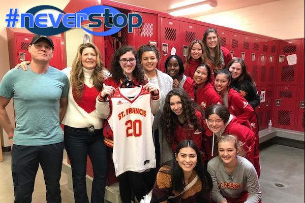 Hannah Malek, No. 20 | A #NeverStop Basketball Love Story
