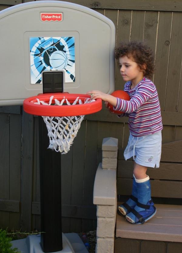 Hannah Malek, Basketball