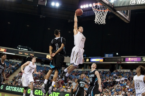 Overall Boys Athlete Big 10, Aaron Gordon, Archbishop Mitty, Basketball