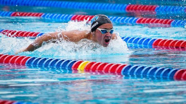 Luca Urlando- McClatchy Swimming SportStar