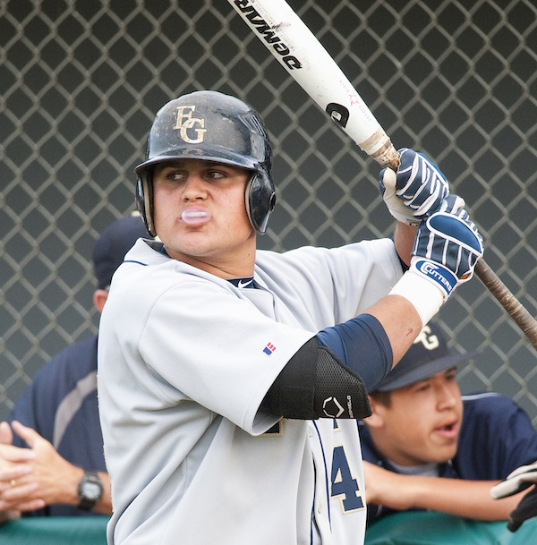 Overall Boys Athlete Big 10, Rowdy Tellez, Elk Grove Baseball