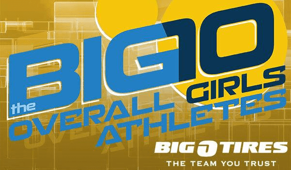 SportStars' Overall Girls Athlete Big 10 | NorCal's Best Female Athletes ('11-'20)