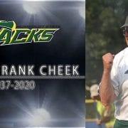 Frank Cheek, Legendary Humboldt State Coach Passes