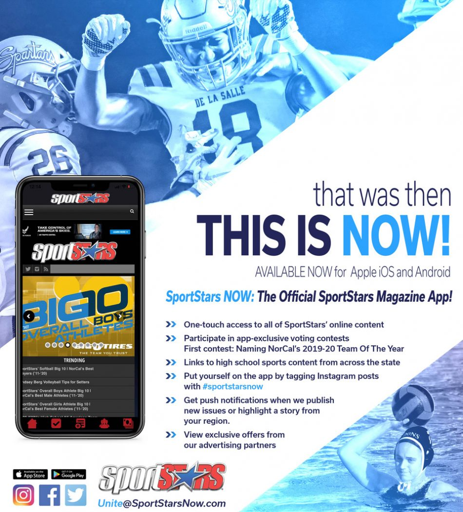 SportStars NOW app is live