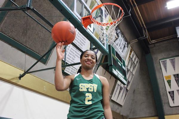 Bay Area 75 Rankings, Tameiya Sadler, St. Patrick-St. Vincent, Basketball