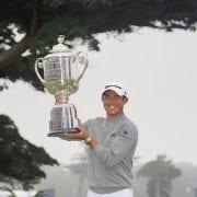 Amid Covid Crisis Collin Morikawa Wins. Golf Thrives!