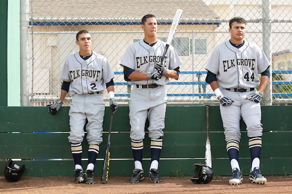 Elk Grove Baseball, Nick Madrigal, Don Nunez, Rowdy Tellez