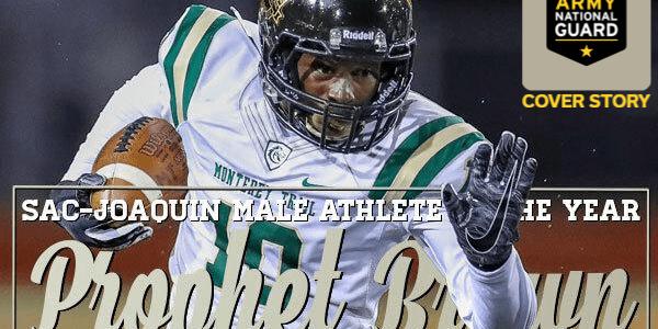 Prophet Brown | SportStars' 2019-20 Sac-Joaquin Male Athlete of the Year