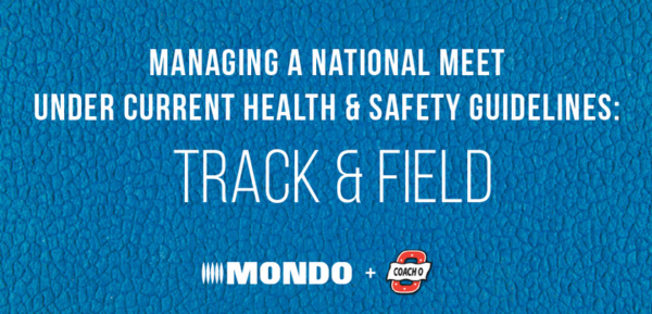 Webinar on How to Manage a Track Meet Under Current Safety Guidelines